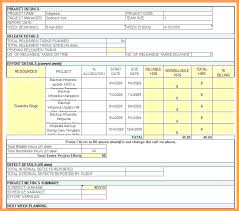 Loan Format In Excel Project Status Template Weekly Report Excel Format For Bank Loan 9