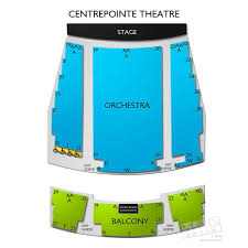 Centerpoint Theater Seating Chart Serena Ryder In Nepean Serena Ryder Tickets 2017 Concertboom