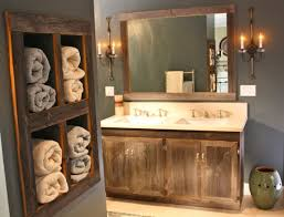 reclaimed bathroom furniture. Furniture Amazing Small Bathroom Cabinet Storage From Rustic Reclaimed Wood With Rectangular Double Sink Vanity Top O