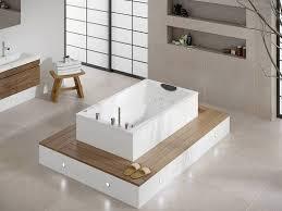 yasahiro deep soaking tub laid back style