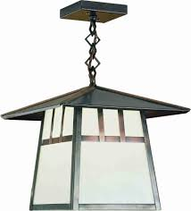 12 square stillwater double bar mission ceiling pendant