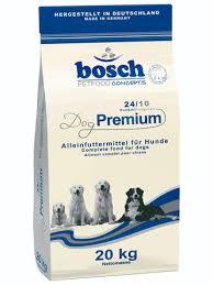 Бош <b>сухой корм</b> для собак | <b>Сухие корма Bosch</b>