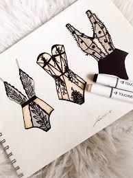 Sketchbook Design Ideas Art Sketchbook Sketching Drawings Style Fashion