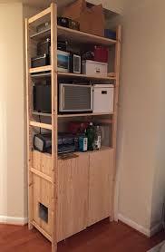 Wooden Litter Box Cabinets How To Hidden Cat Litter Box Living In Flux