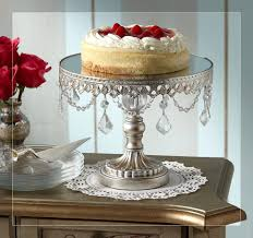 diy crystal cake stand chandelier for 970x912