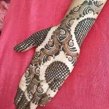 Mehandi Design In Arabic Style 75 Latest Arabic Mehndi Designs For Hands Henna Patterns