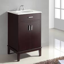 Bathroom Single Vanity Varick Gallery Pinecrest 21 Single Bathroom Vanity Set Reviews