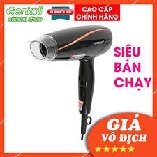 Giá bán Máy sấy tóc Sunhouse SHD2306 1200W, máy sấy tóc mini công suất lớn  chính hãng - Bảo hành 30 ngày 1 ĐỔI 1