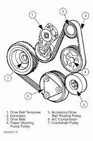 1997 mercury tracer engine diagram 1997 mercury tracer serpentine 1998 ford windstar engine diagram 1997 mercury