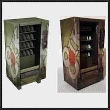 Papercraft Vending Machine Stunning Vending Machine Papercrafts PaperCraftSquare