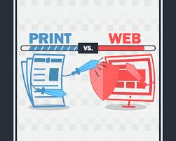 Print Web Design Print Design Vs Web Design Designmantic The Design Shop