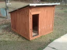 Jobbers  Next Dog house plans hinged roofdog house jpg
