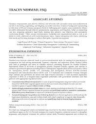 ... fullsize ] By teddy sher. Formal Associate Attorney Resume Sample ...