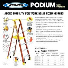 Step Ladder Size Chart Ladder Sizes Abdical Info