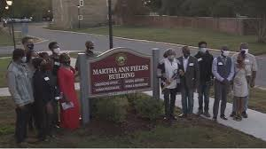 Hanover Board of Supervisors cuts ribbon on Martha Ann Fields building |  8News