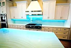 recycled glass kitchen countertops edmonton best ideas about on cost color glass blue matching kitchen countertops possibilities