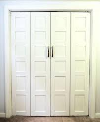 doors inch closet shaker style fir bifold