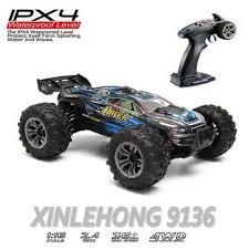Jual rc car xinlehong 9136 RTR 2.4ghz 4WD skala 1/16 remote ...