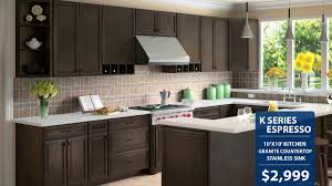 10x10 Kitchen Cabinets Silver Package Best Deal For Only 2999