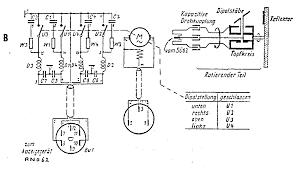 wurzburg rep schematic of the antenna motor da62