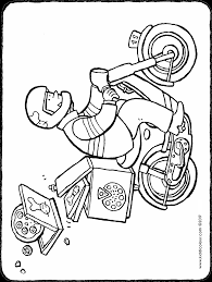 Scooter Kiddicolour