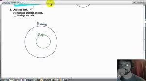 Venn Euler Diagram Problems Euler Diagram Practice Problems 7 12 Youtube