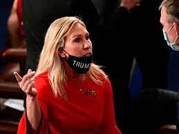 Marjorie Taylor Greene compares Biden ...