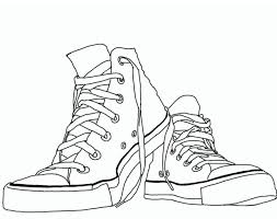 converse shoes clipart. tennis shoe converse shoes clipart clipartfest e