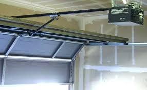 install garage door opener garage openers installation garage door openers chamberlain whisper drive garage door opener