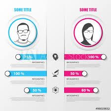Organization Chart Design Template Organization Chart Infographics Design Template Vector