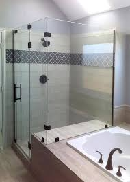 seamless glass shower doors nice shower enclosure doors glass shower enclosures and doors frameless glass shower
