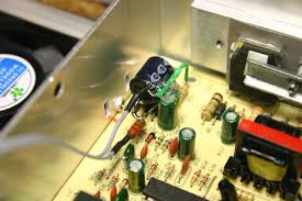 modifying a chinese power supply to provide a variable voltage power supply for voltmeter module