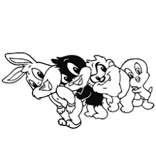 Small Picture Top 10 Daffy Duck Coloring Pages For Kids