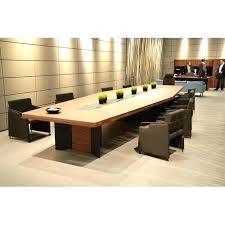 conference table modern modern wooden conference table modern small round conference table