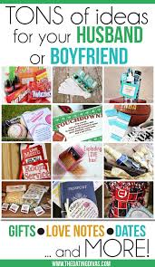 cute gift ideas for your boyfriend just because