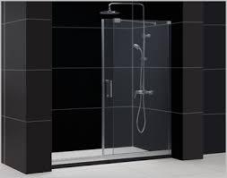 frameless sliding shower doors tub. Kohler Frameless Sliding Glass Shower Doors » Lovely Tub