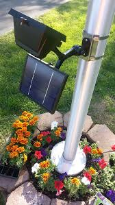 flagpole lighting ideas. amazon.com : valley forge flag csfpl-8 commercial led solar flagpole light garden \u0026 outdoor lighting ideas e