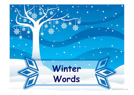 Winter Powerpoint English Esl Winter Powerpoint Presentations Most