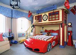 Bedroom, Marvellous Cool Kids Bedrooms Kids Bedroom Ideas On A Budget Kids  Bedroom With Car