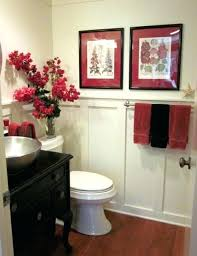 red and gray bathroom full size of designs black and red towels and with brown green