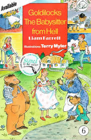goldilocks the babysitter from this is my fourth book