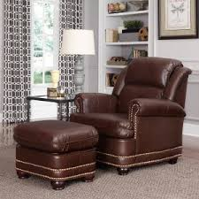 club chair and ottoman. Home Styles Beau Stationary Club Chair With Optional Ottoman And M