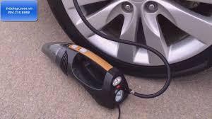 Máy Bơm Lốp Ô Tô Mini 12v - Tvtshop.vn - 0943186969 - Máy Hút Bụi Ô Tô Kiêm  Bơm Lốp Xe Hơi