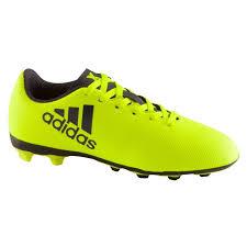 adidas football. 27 - football x 17.4 fg junior yellow adidas boots adidas t