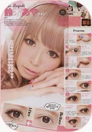 tutorial anese eye makeup