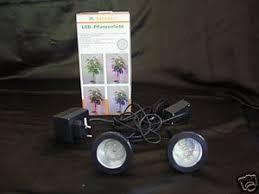 Elegant 2x LED Pflanzenlampe Pflanzenleuchte Pflanzen Licht RGB