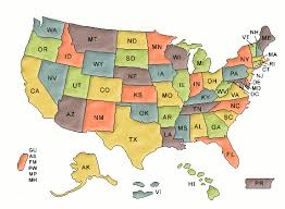 Image result for united states clip art