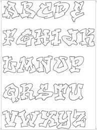 Lettering Templates Graffiti Alphabet Letters Template In 2019 Graffiti Text