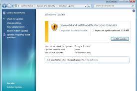How To Update Windows 7 Window 7 Update Under Fontanacountryinn Com