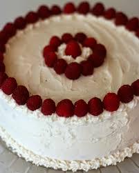 V E G A N D A D Lemon Raspberry Cake